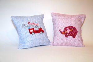 Kissenbezüge Rafael+Elefant